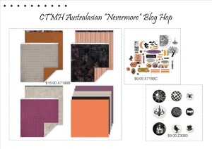 2015 Sept Nevermore ctmh aUSTRALASIAN